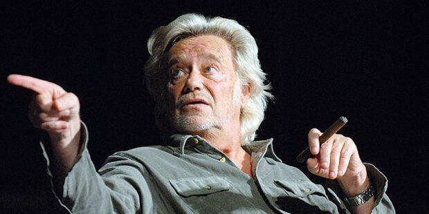 Burg-Star Gert Voss zurück auf der Bühne
