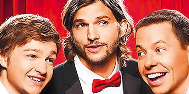 Kutcher ist bestbezahlter Sitcom-Star