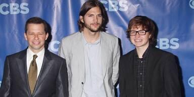 Two And a Half Men: Jon Cryer, Ashton Kutcher, Angus T. Jones