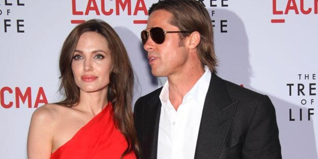 Jolie dementiert Hochzeitsgerüchte