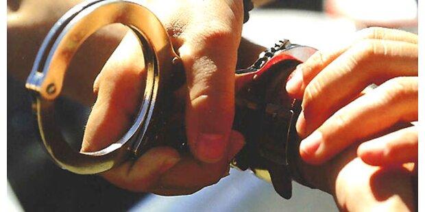 DNA klärte Überfall auf - Verwandte als Täterin
