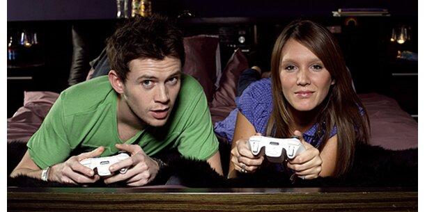 Computerspielen baut Stress ab