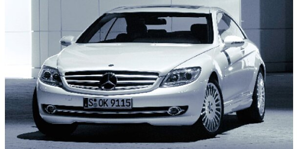 Mercedes wieder beliebter als BMW