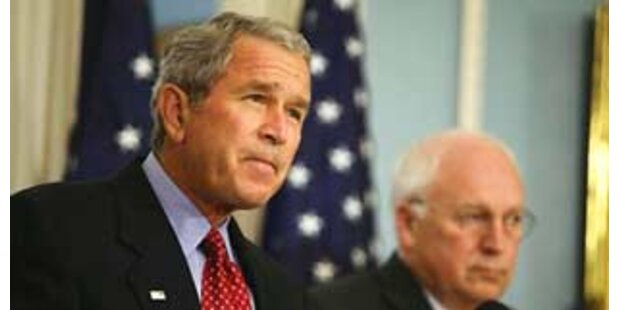 Zwei US-Orte wollen Bush ins Gefängnis stecken