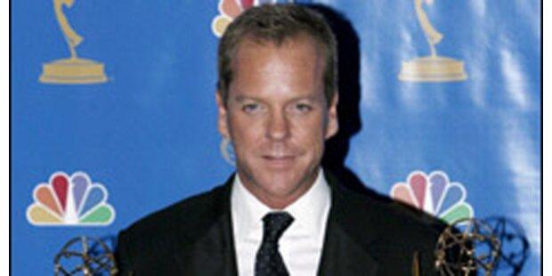 Kiefer Sutherland ist geschieden