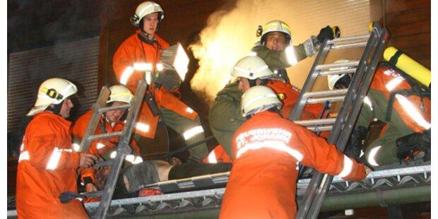 Ursache für Halleiner Wohnungsbrand geklärt