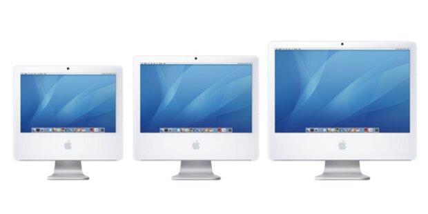 Apple stellt neuen iMac vor