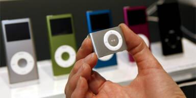 Apples neuer iPod shuffle ist da