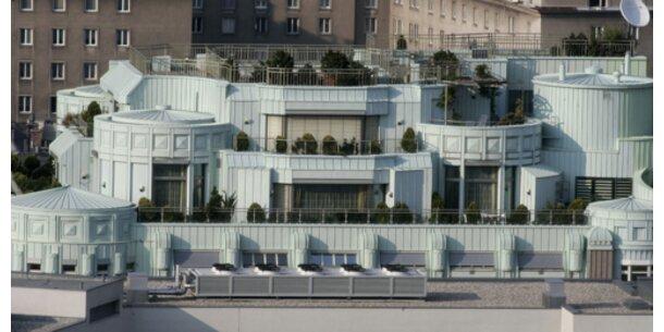 Bawag will Penthouse zurück