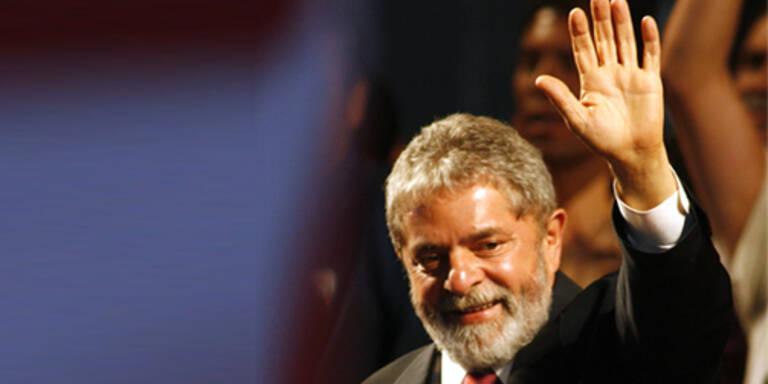 Lula für zweite Amtszeit vereidigt