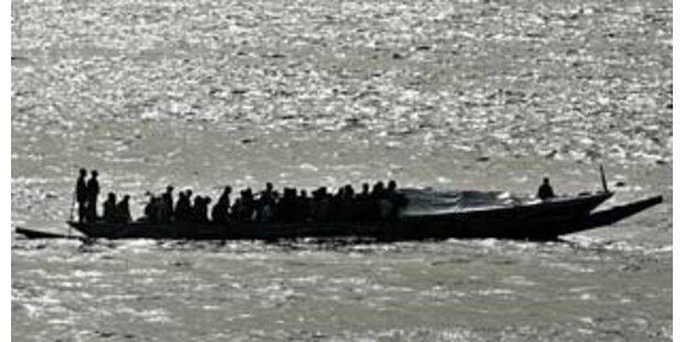 Fast 30 Flüchtlinge vor dem Jemen ertrunken