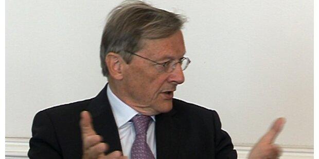 Schüssel will 4 Jahre VP-Klubchef bleiben