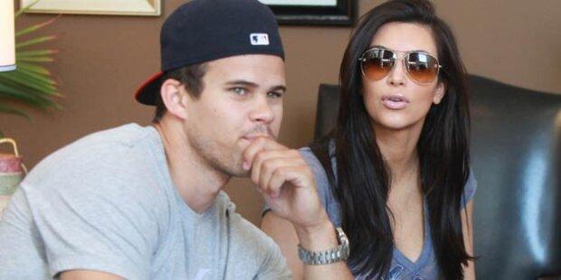 Kim Kardashian: Kommt schon die Scheidung?