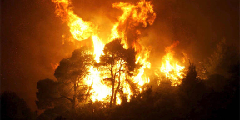 Großbrand bei Entsorgungsunternehmen