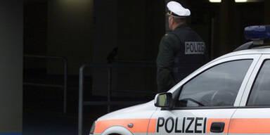 Schüsse stoppten fliehende Einbrecher