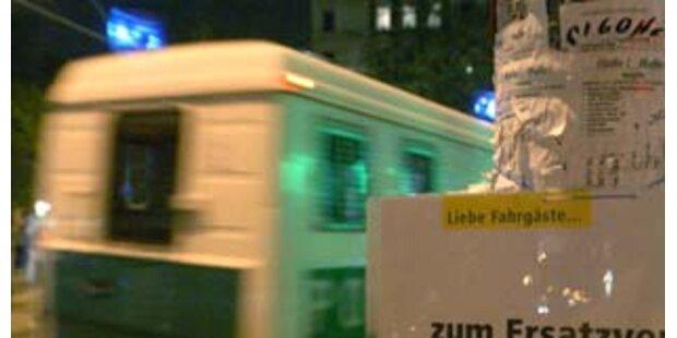 Mysteriöser Kleinbus sorgt für Beunruhigung in OÖ