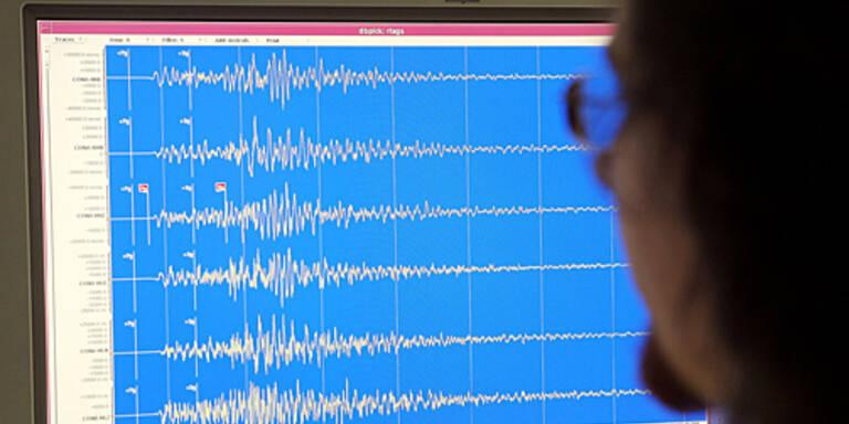 Tsunami-Entwarnung in Indonesien