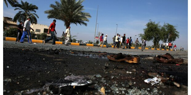 Irak: 2006 35.000 Zivilisten getötet