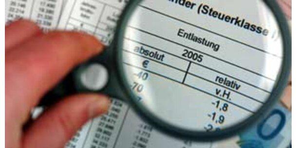 Jeder zahlt 120 Euro mehr Steuern