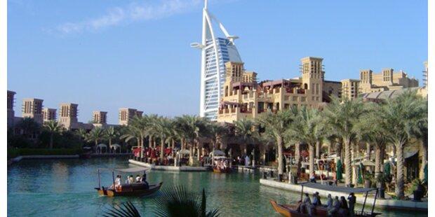 Heißer Sommer in Dubai