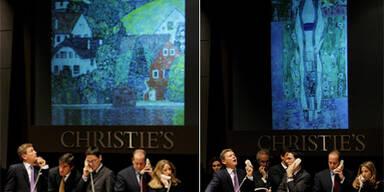 192 Millionen Dollar für Klimt-Gemälde