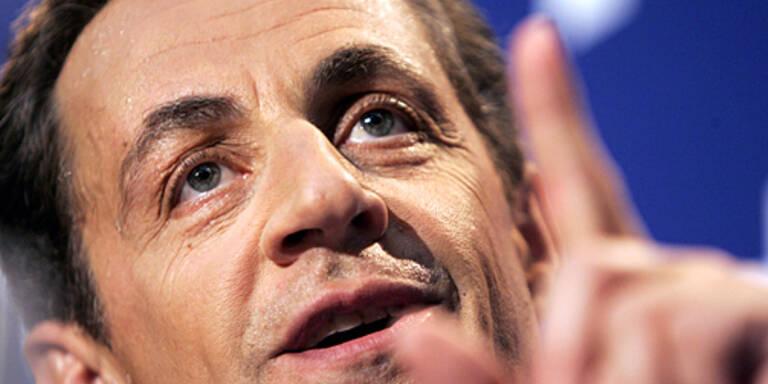 Sarkozy überholt in Umfrage Royal