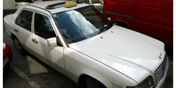 Urlauber bedrohte Taxifahrer mit Waffe
