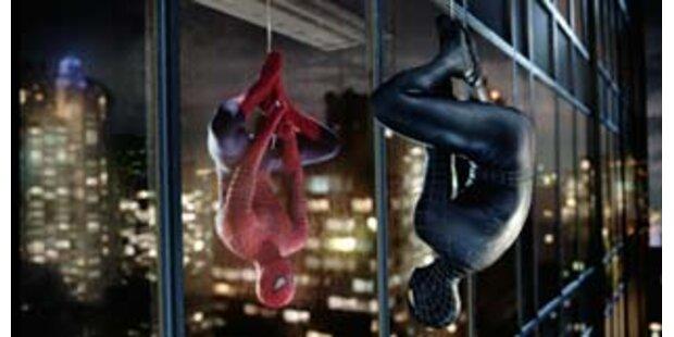 Bub hielt sich für Spiderman
