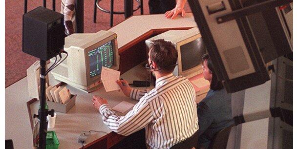 Wall Street stellt auch Wiener Börse ein Bein