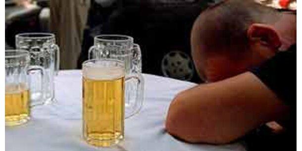 Gentherapie gegen Alkoholsucht