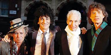 Rolling Stones: 2012 wieder auf Tour