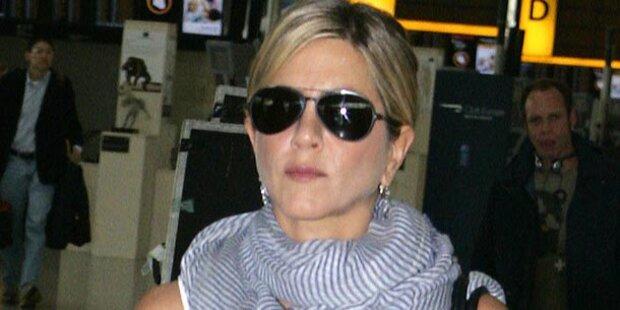 Jennifer Aniston: Sorge um ihre Mutter
