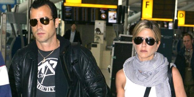 US-Medien: Jennifer Aniston ist schwanger!