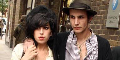 Amy Winehouse und Ex-Mann Blake Fielder-Civil