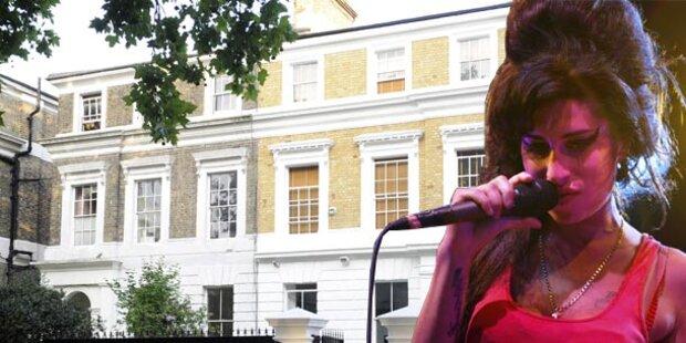 Amy Winehouse: Ihr Haus wurde geplündert
