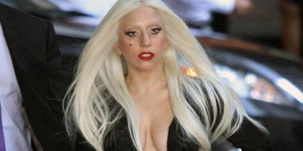 Lady Gaga: Sie holt sich Bambi persönlich