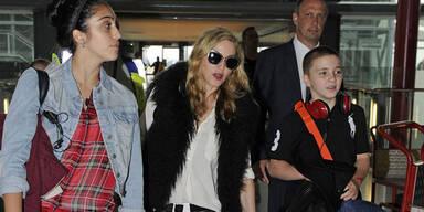 Madonna ist bei ihren Kindern ein Flop