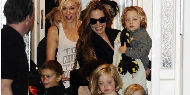 Jolie & Kids zum Spielen bei Gwen