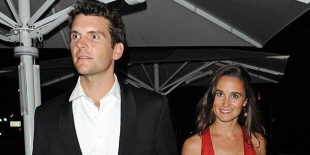 Pippa Middleton: Wird bald geheiratet?