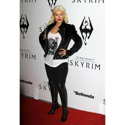 Christina Aguileras Modeflops