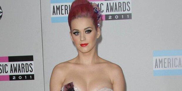 Zu traurig: Katy Perry sagt Award-Show ab