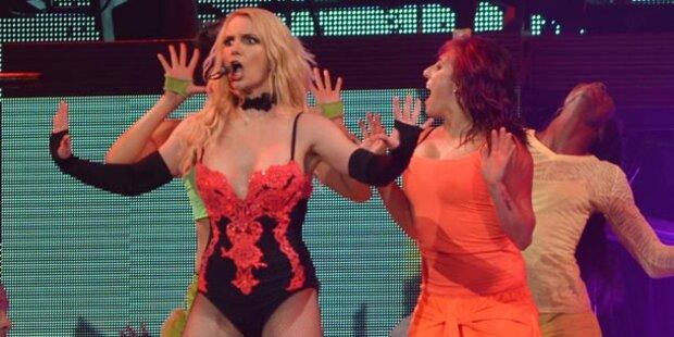 Britney Spears: Orgien & Lesben-Spiele?