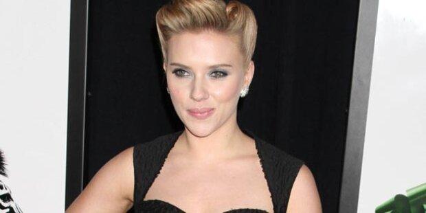 Scarlett Johansson angelt sich Rocker