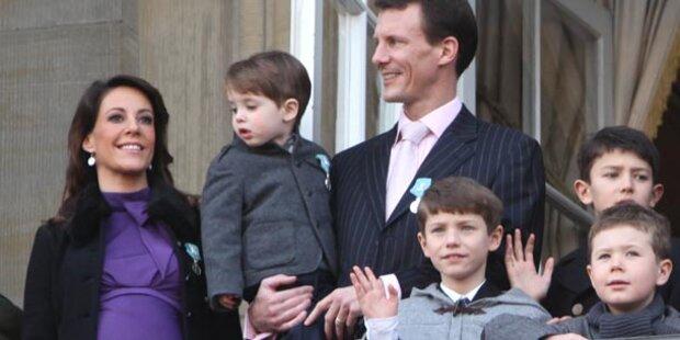 Prinzessin Marie hat Tochter bekommen