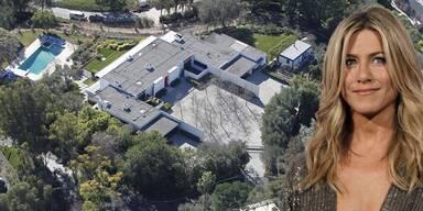Jennifer Aniston: Ihre neue Luxus-Villa