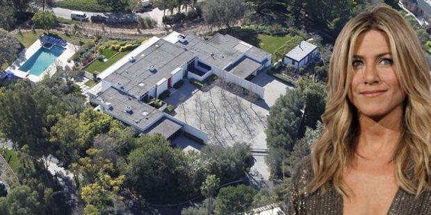Jennifer Aniston: Luxus-Villa für 21 Mio.