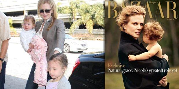 Kidman macht Tochter zum Cover-Star