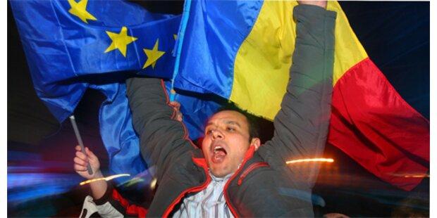 Rumänien und Bulgarien - vom Ostblock in die EU