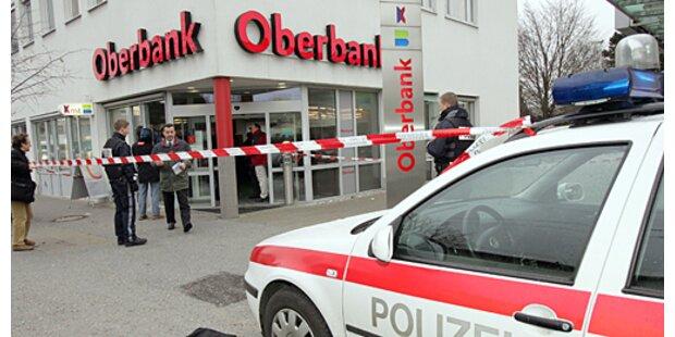 Tiroler Polizei stellte Tatwaffe und Beute sicher