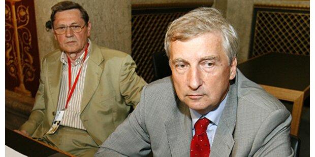 Verzetnitsch und Weninger stimmten Aussage ab